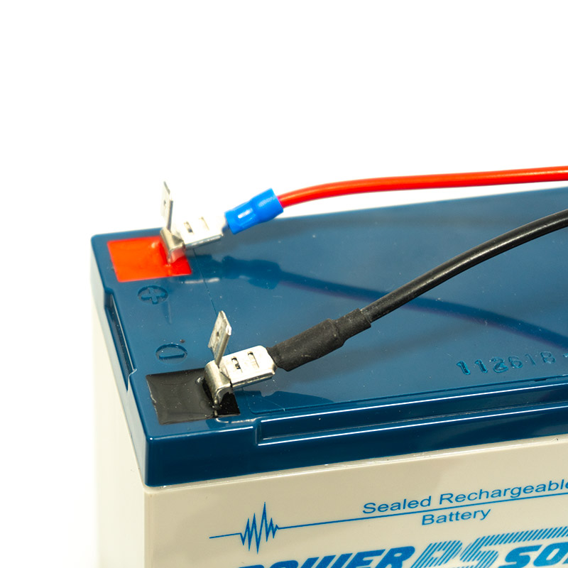 Universal SLA Wiring Harness – Marcum Tech | Battery Wiring Harness |  | Marcum