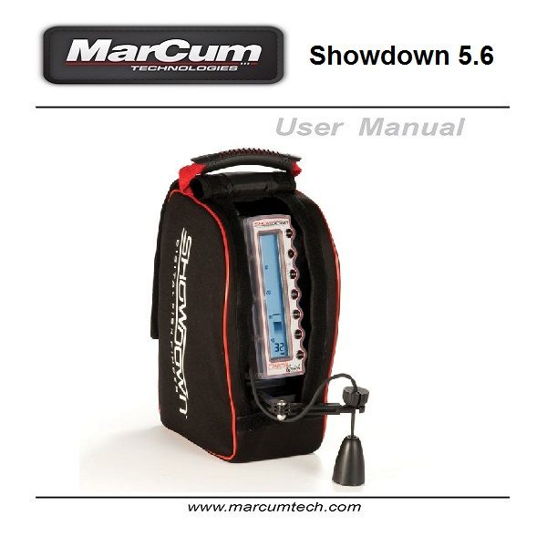Showdown 5.6 Manual