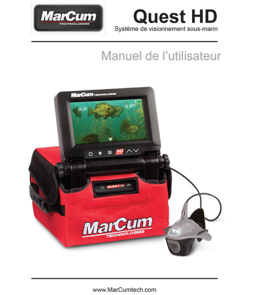 Quest HD French Manual