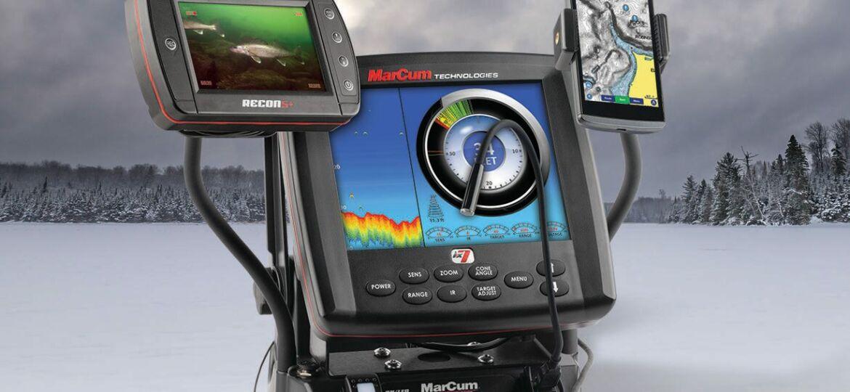 MarCum Lithium Shuttle Ice Fishing Accessories
