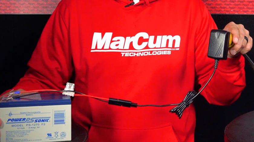 MarCum Charging System