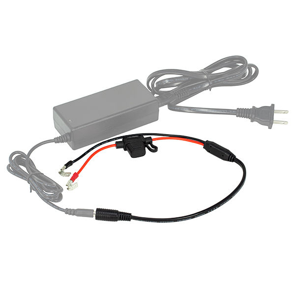 Mite Wiring Harness w_5amp Fuse_grayed out charger