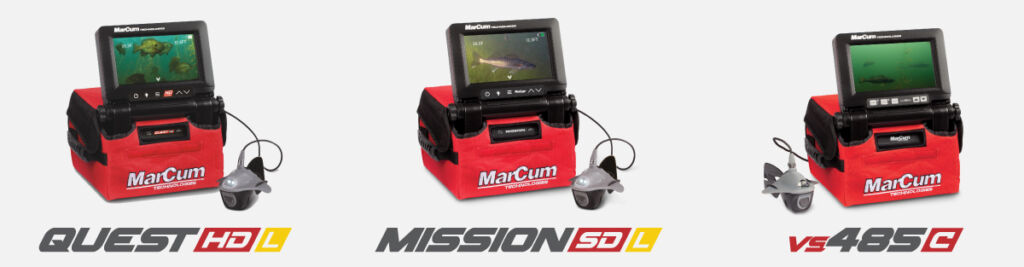 These sit and fish cameras may not be as mobile as their hand-held counterpoints, but they make up for their lack of mobility in feature sets that are useful for the flip-over and wheel-house crowd alike.