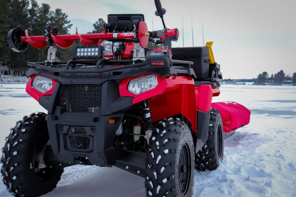 Testing your ATVs and snowmobile, along with scheduled maintenance, will ensure they are ready for use early in the season.